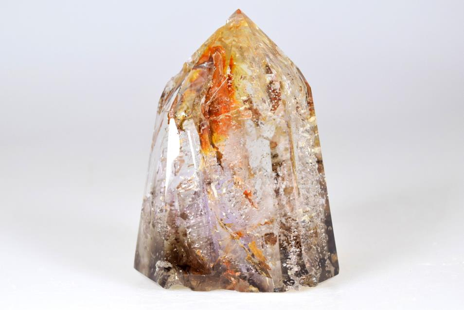 elestial quartz point