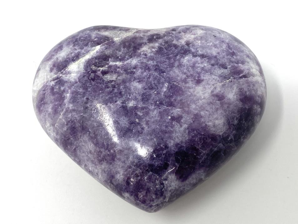 Lepidolite Hearts For Sale