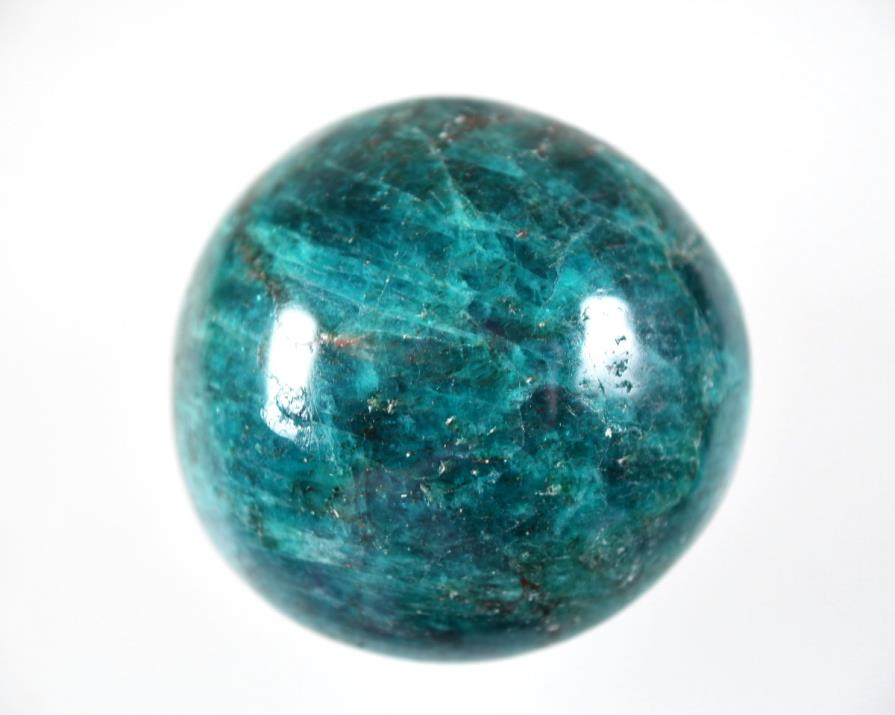 Blue Apatite Pebble 115grams | Image 1