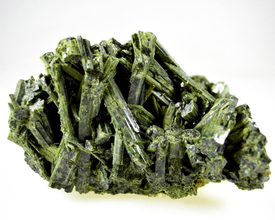 Large Epidote Crystal Cluster 14cm | Image 1