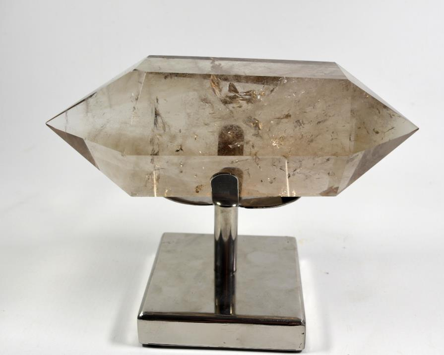 Double Terminated Smoky Quartz Point 23cm | Image 1