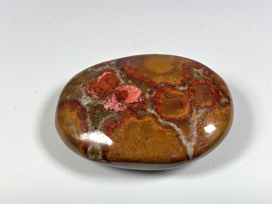 King Cobra Jasper Pebble 6.5cm | Image 1