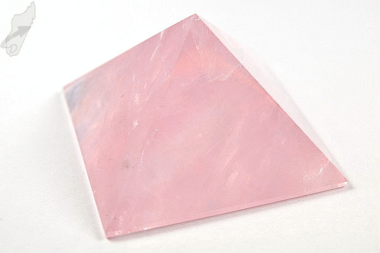 Rose Quartz Pyramid 5cm | Image 1