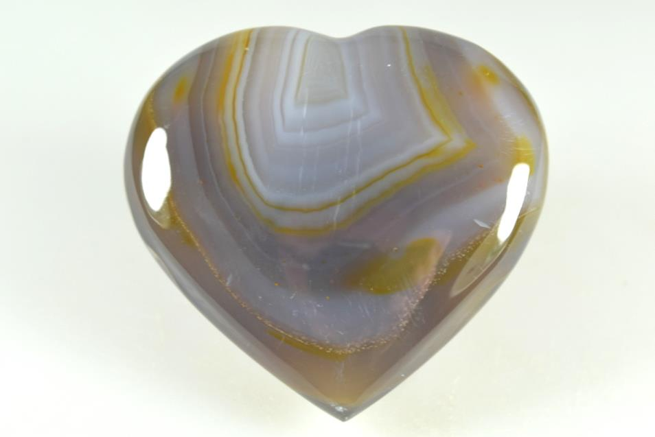 Agate Heart 6.25cm | Image 1
