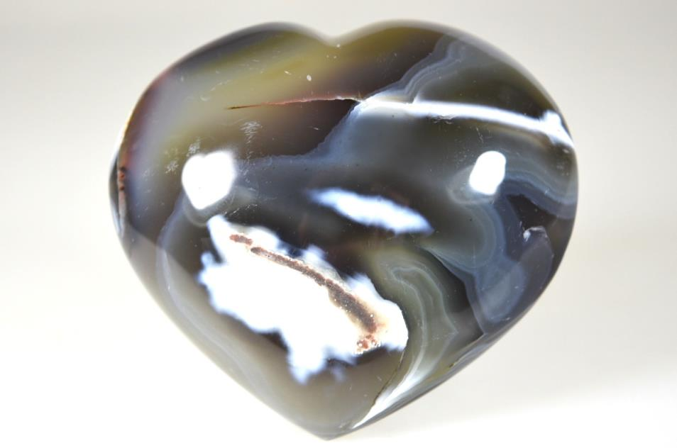 Agate Heart 9cm | Image 1