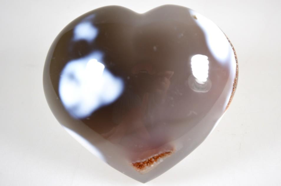 Agate Heart 8.25cm | Image 1