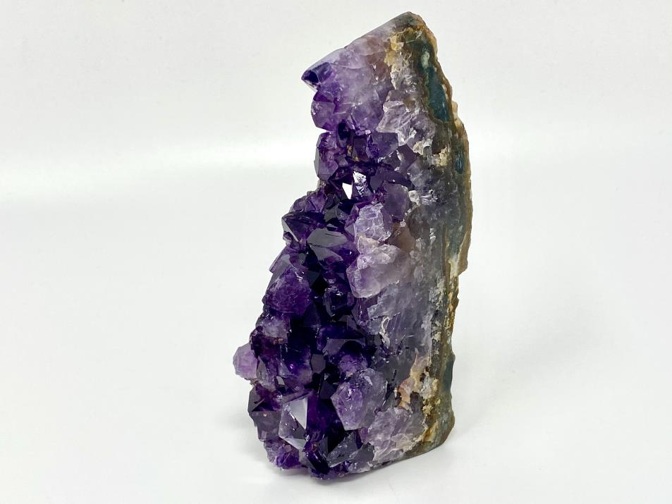 Amethyst Crystal Stand Up 12.4cm | Image 1
