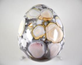 King Cobra Jasper Egg 6.3cm | Image 2