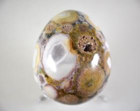 King Cobra Jasper Egg 6.3cm | Image 4