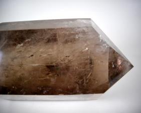 Double Terminated Smoky Quartz Point 23.5cm | Image 3