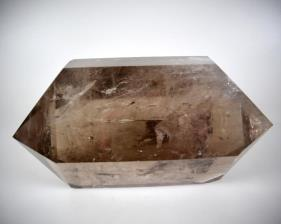 Double Terminated Smoky Quartz Point 23.5cm | Image 4