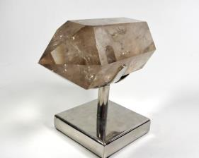 Double Terminated Smoky Quartz Point 23cm | Image 5