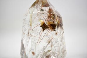 Rutilated Quartz Point 7.9cm | Image 2
