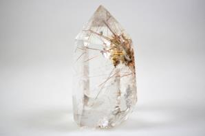 Rutilated Quartz Point 7.9cm | Image 3