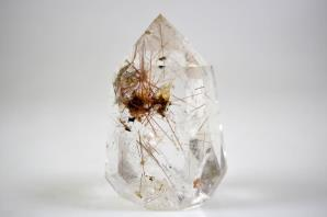Rutilated Quartz Point 7.9cm | Image 4