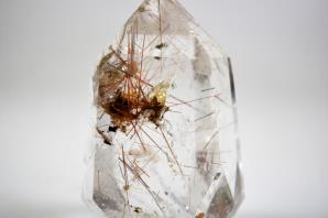 Rutilated Quartz Point 7.9cm | Image 6