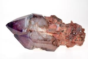 Amethyst Elestial Sceptre with Inclusions 166 grams | Image 2