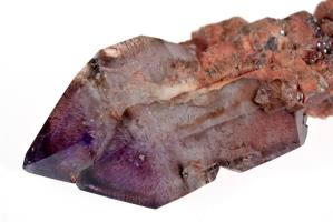 Amethyst Elestial Sceptre with Inclusions 166 grams | Image 4