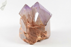 Amethyst Twin Sceptre Quartz Point 542 grams | Image 3