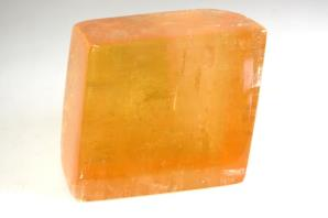 Optical Honey Calcite Crystal 356grams | Image 2
