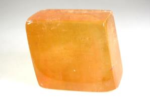 Optical Honey Calcite Crystal 356grams | Image 4