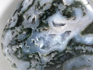 Moss Agate Heart 6.9cm | Image 3