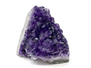 Amethyst Crystal Stand Up Large 10.8cm | Image 3