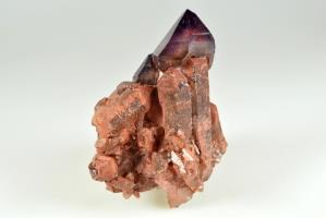 Amethyst Elestial Sceptre with Inclusions 151 grams | Image 2