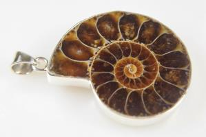 Ammonite Pendant 12.1grams | Image 2