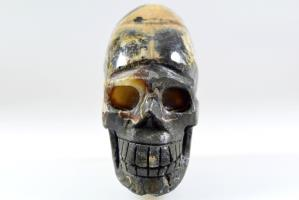Ammonite Skull Carving 8.3cm | Image 4