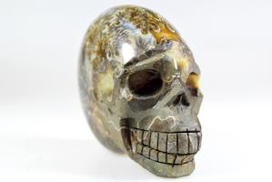 Ammonite Skull Carving 10.3cm | Image 5
