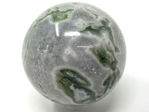 Moss Agate Sphere 5.6cm | Image 2