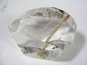 Quartz Faceted with Large Crystal Inclusion 7cm | Image 2