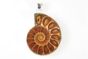 Ammonite Pendant 12grams | Image 2