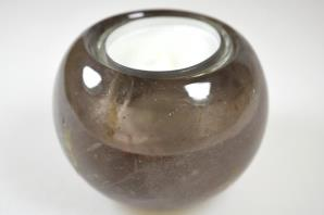 Smoky Quartz Candle Holder 7.55cm | Image 4