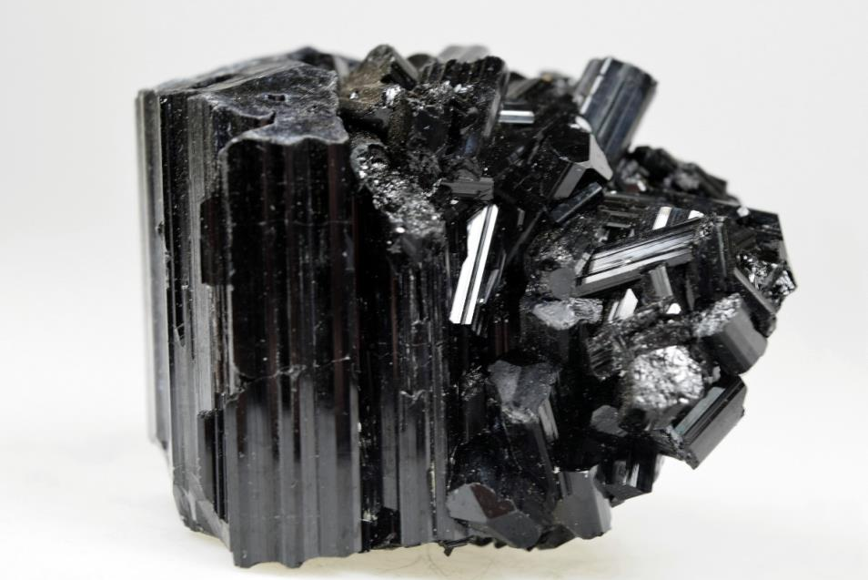 Black Tourmaline Group 7.4cm | Image 1